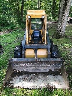 New holland l555 skid steer loader