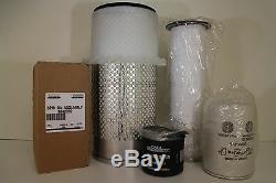 OEM Service Maintenance Filter Kit for New Holland LX865 LX885 Skid Steer Loader