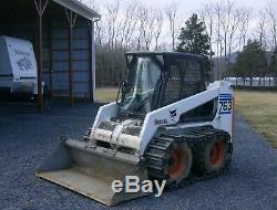 Over the Tire Steel Skid Steer Tracks for NEW HOLLAND L220