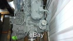 Reman New Holland Skid Steer Loader L553, L555 Kubota Engine V1902