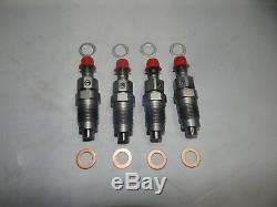 Reman New Holland shibaura Injectors 131406360 L160, L170, L218, L220 SKID STEER