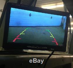 SKID STEER BOBCAT LED Backup Camera 12V 24V SKIDSTEER KUBOTA NO BRACKET INCLUD