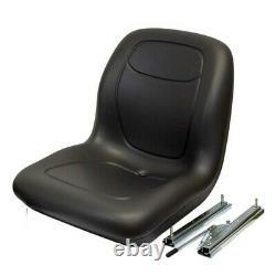 Seat for New Holland Skid Steer LS120 LS125 LS140 LS150 LS160 LS170 LS180 LS185