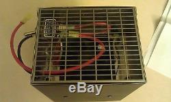 Skid Steer Cab Heater Kit for Bobcat, CAT, John Deere, New Holland & more-12 Volt