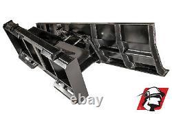 Skid Steer Dozer Blade Attachment Tilt Action 4 Way for New Holland Machines
