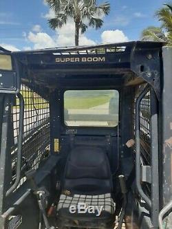 Skid steer loader used