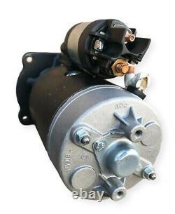 Starter For New Holland Skid Steer Loader L781 L783 L785 L865 Ls180 Lx865 Lx885