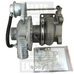 Turbo Charger Part WN-SBA135756171 on New Holland Case IH Tractor and Skid Steer